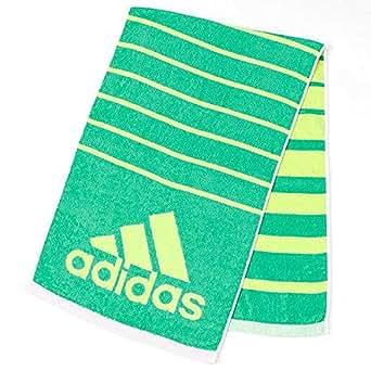 アディダス(雑貨)(adidas) 【34×110cm】ジョイスポーツタオル(レディース/メンズ)【グリーン/**】