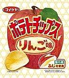 湖池屋 ポテトチップス りんご味 50g×12袋