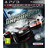 Ridge Racer Unbounded :Limited Edition (PS3輸入版)