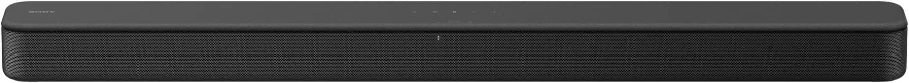 Sony HT-S100F//C AU1 Slim Soundbar, Black