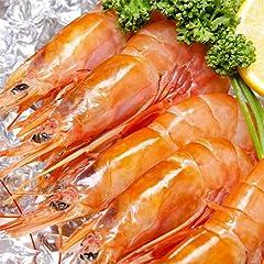 甲羅組 お刺身用 天然 赤えび 2kg (約30-35尾入り) ギフト