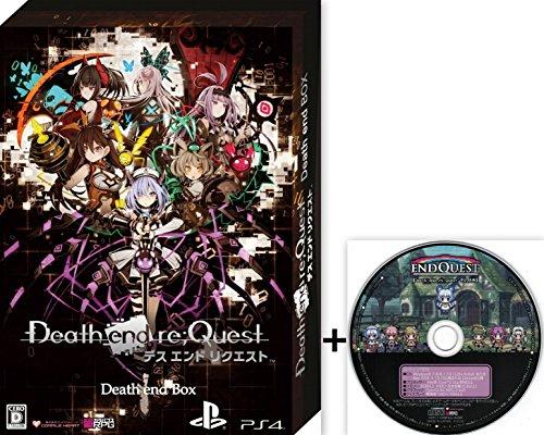 PS4 Death end re;Quest Death e...