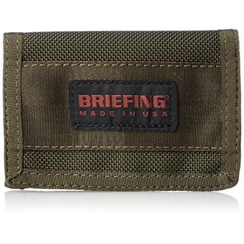 [ブリーフィング] 定期入れ FOLD PASS CASE BRF484219 068 RANGER GREEN