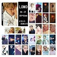GOT7  Bam Bam LOMOカード30枚 (A)