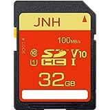 SDカード SDHCカード 32GB JNH 超高速100MB/s(最大転送速度)Class10 UHS-I U1 V1…