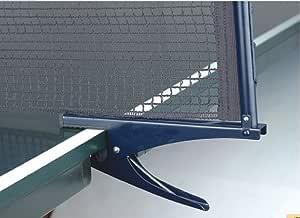 卓球ネット(金具付き) 取付簡単 国際規格 対応 卓球ネット ポール セット (クリップ)
