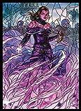 マジック:ザ・ギャザリング プレイヤーズカードスリーブ 『灯争大戦』ステンドグラス 《戦慄衆の将軍、リリアナ》 (MTGS-114)