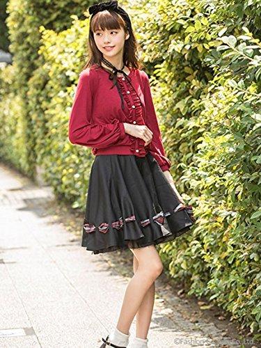 Secret Honey (シークレットハニー)リボンサーキュラースカート