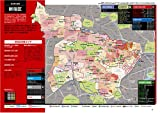 東京直下大地震 生き残り地図—あなたは震度6強を生き抜くことができるか?!