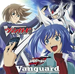 JAM Project「Vanguard」のジャケット画像