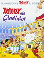 Asterix in German: Asterix Als Gladiator