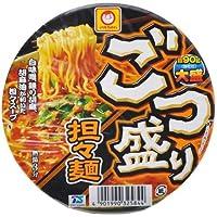 【ケース販売】ごつ盛り 担々麺 133g×12個