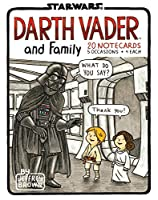 Darth Vader and Family Notecards