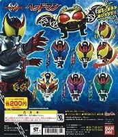 ヘッドマン 仮面ライダー キバ 全5種 ドッガフォーム イクサ 全5種 1 仮面ライダーキバ キバフォーム2 仮面