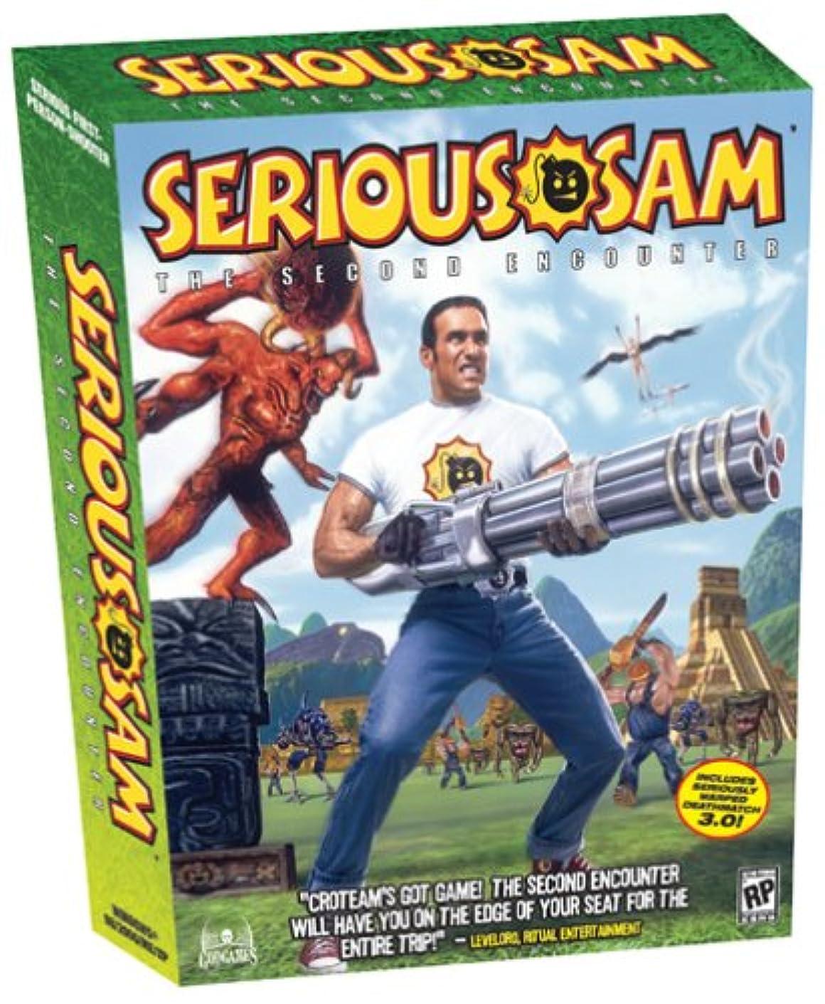 リスクトラック派生するSerious Sam: Second Encounter (輸入版)