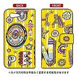SECOND SKIN 手帳型スマートフォンケース 若林夏 「decoration togo」 / for Xperia Z3 Compact SO-02G/docomo  DSO02G-IJTC-401-LJ70