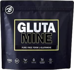 バルクスポーツ アミノ酸 グルタミン パウダー 1,000g(5,000mg x 200食分)L-グルタミン 100%