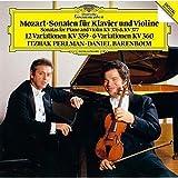 モーツァルト:ヴァイオリン・ソナタ第32&第33番、他