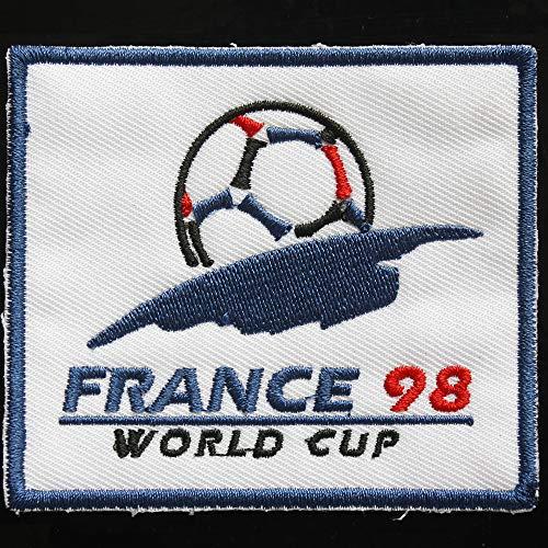 1998フランスサッカーワールドカップ 半袖ユニフォーム サ...