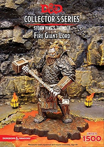 Dungeons & Dragons Storm Kings Thunder: Fire Giant