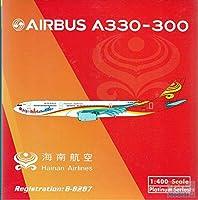 phx15101: 400モデルPhoenix Hainan Airlines Airbus a330–300Reg # b-8287( pre-painted /構築済み)