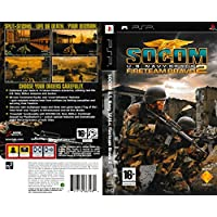 SOCOM U.S. Navy Seals Fireteam Bravo 2 (PSP 輸入版)