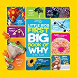 National Geographic Little Kids First Big Book of Why (National Geographic Little Kids First Big Books) (English Edition) 画像