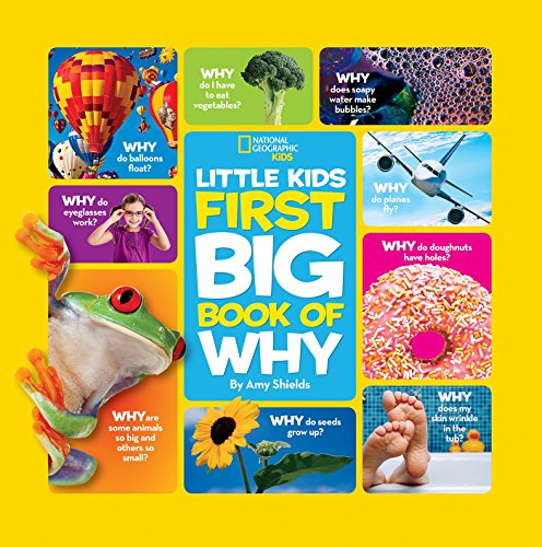 amazon national geographic little kids first big book of why