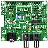 MikroElektronika RaspyPlay4 アドオンボード MIKROE-1767