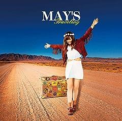 MAY'S「君のすべてを忘れない」のCDジャケット