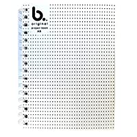 B.original Project Book, A5 200 Pages