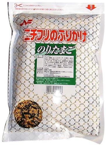 ふりかけ のりたまご 500g /ニチフリ(12袋)