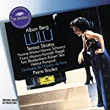 Alban Berg: Lulu (Complete opera in 3 acts)
