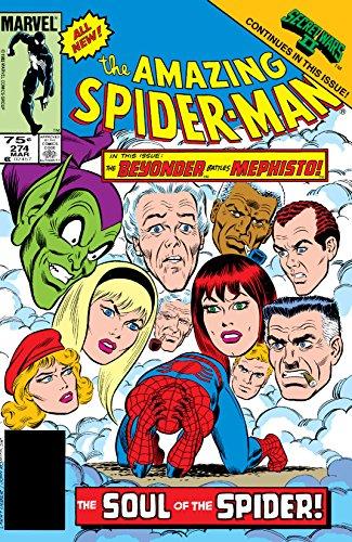 Download Amazing Spider-Man (1963-1998) #274 (English Edition) B015YPYKFQ