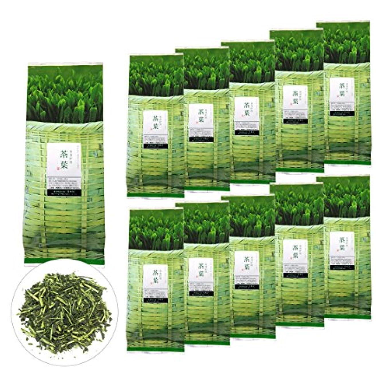 柱氏悲しい国産 茶香炉専用 茶葉110g (10袋+1袋サービス) 川本屋茶舗