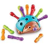ラーニングリソーシズ 赤ちゃん おもちゃ 指先知育 ハリネズミ LER8904 正規品