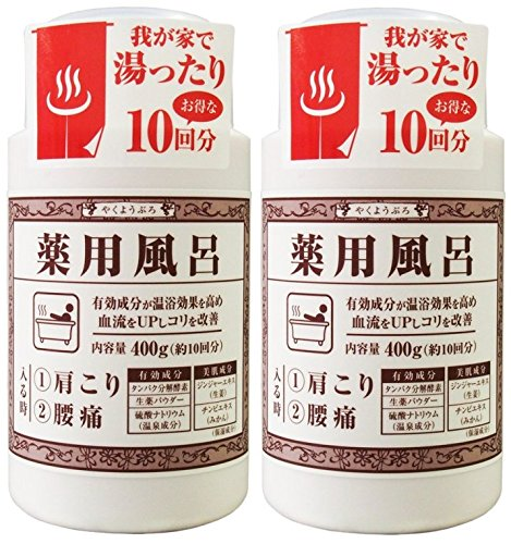 薬用風呂Kka ボトル400g