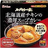 ハウス スープカリーの匠 北海道産チキンの濃厚スープカレー 中辛 360g×6個