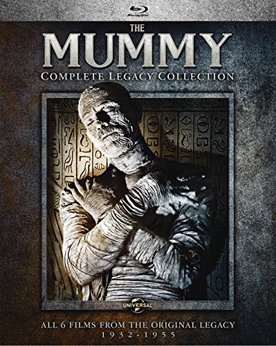 Mummy: Complete Legacy Collection/ [Blu-ray] [Import]