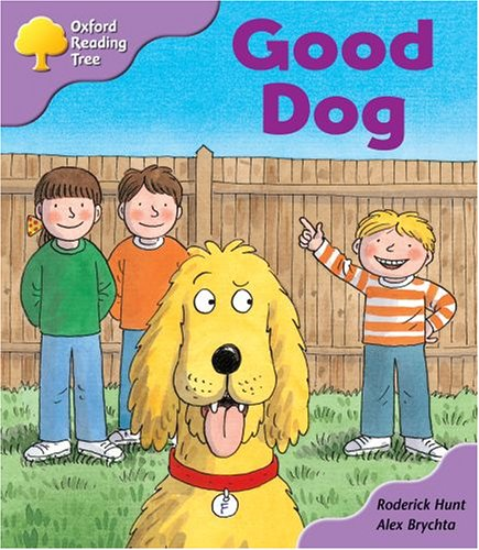 Oxford Reading Tree: Stage 1+: First Phonics: Good Dogの詳細を見る