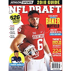 Athlon Pro Football Yearbook [US] 2018 No. 80 2018 (単号)