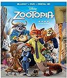Zootopia (BD/DVD/Digital HD) [Blu-ray]