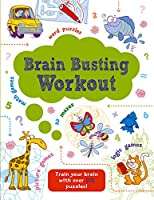 Brain Busting Workout: Train Your Brain With over 280 Puzzles (Junior Puzzle Book)