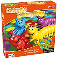 Colourful Caterpillars Board Game [並行輸入品]