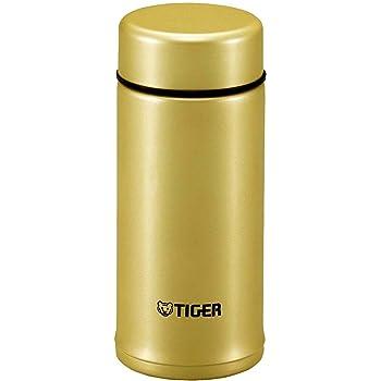 タイガーステンレスミニボトル サハラマグ シャンパンゴールド0.2L MMP-A020-NH