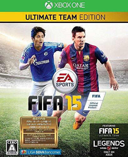 FIFA15 ULTIMATE TEAM EDITION XboxOne