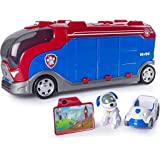 PAW Patrol Mission Paw - Mission Cruiser - Robo Dog and Vehicle, Ages 3 & Up