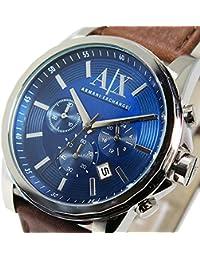 アルマーニ エクスチェンジ クオーツ クロノ メンズ 腕時計 AX2501 ブルー [並行輸入品]