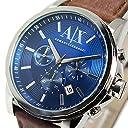 アルマーニ エクスチェンジ クオーツ クロノ メンズ 腕時計 AX2501 ブルー 並行輸入品
