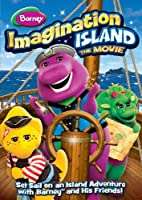 Barney: Imagination Island the Movie [DVD] [Import]